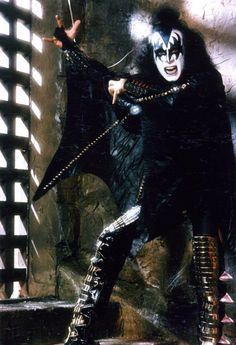 Kiss  Gene Simmons