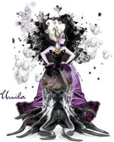 """Ursula"" by mystimorgan on Polyvore"