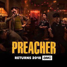 Preacher - Season 3 in 2018