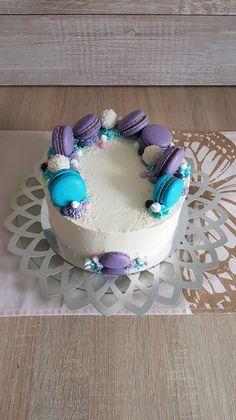 Macarons. – Lorelley.blog Macarons, Birthday Cake, Candy, Desserts, Blog, Sweets, Tailgate Desserts, Deserts, Birthday Cakes