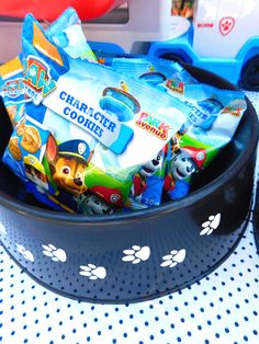 Throw an exceptional get-together for your children's birthday party with these 7 fascinating paw patrol party ideas. The thoughts must be convenient to those who become the true fans of Paw Patrol show. Paw Patrol Party, Paw Patrol Birthday, 4th Birthday Parties, 1st Boy Birthday, Birthday Greetings For Boyfriend, Paw Patrol Invitations, Second Birthday Ideas, Puppy Party, Childrens Party