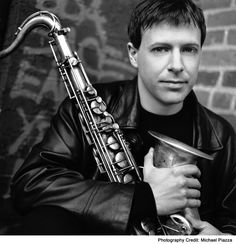 Chri Potter - Jan. 1, 1971 - Saxophone