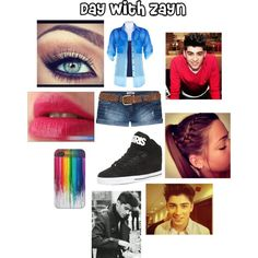 """Day With Zayn"" by asgardianangel on Polyvore"