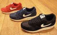 "Nike Air Max 1 Essential ""Suede"" Pack"