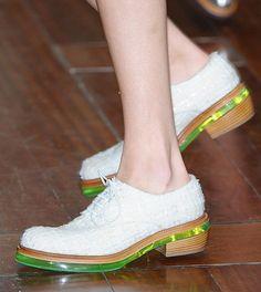 Fashion & Lifestyle: Simone Rocha Shoes Fall 2012 Womenswear Walk This Way, Sport Sandals, Fall Shoes, Shoes Sneakers, Women's Shoes, Clutch, Brogues, Cute Shoes, Womens Flats