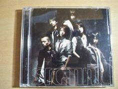 KAT-TUN Single Signal (with DVD and obi)