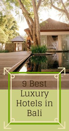 LUXURY BALI HOTELS | For such a relatively small place, the island of Bali sure offers a deliciously large number of luxury hotels – over 40, by our count. We've stayed at so many of these fabulous places, we almost feel like Bali hotel inspectors! Now, we've compiled all our reviews on the best luxury hotels in Bali here in this one convenient guide.