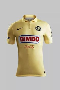 f2696877494 New Nike Club America Home and Away Kits unveiled. Inspired by the pale  yellow kit worn in the new Nike Club America Home Kit features a pale  yellow main ...
