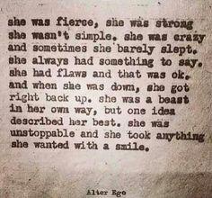 Strong women! !  ÷)