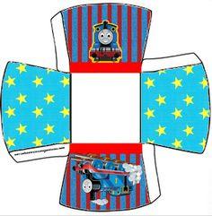 Pre Lleno Thomas The Tank conos de Bolsas de Fiesta Cumpleaños Personalizado De Dulce