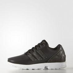 ZX Flux Shoes - Black