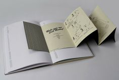 A book designed for fashion label, Gorman by Paul Marcus Fuog. The book was created to educate customers on the merits of 'slow fashion' versus 'disposable pop fashion' and was designed to become more valuable over time.  #layout