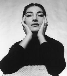 """Do not allow them to take away your creativity"" - Maria Callas"