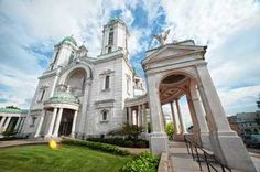While traveling in Upstate NY, be sure to stop at one of these churches and marvel at the beauty.