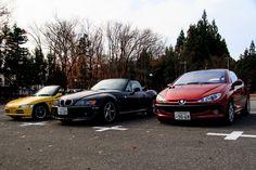 オープンカー全員集合