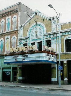 Washington Theater  - Quincy, Illinois