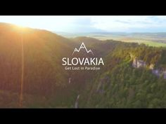 We traveled to the heart of Eastern Slovakia to see what we could capture! We were lucky enough to visit the beautiful 'Slovak Paradise' . This is mainly ae. Dji Phantom 2, Big Country, Getting To Know, Homeland, Us Travel, 2 In, Videos, Paradise, Around The Worlds
