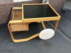 Artek-tarjoiluvaunu Ping Pong Table, Kitchen, Furniture, Design, Home Decor, Cooking, Decoration Home, Room Decor, Kitchens