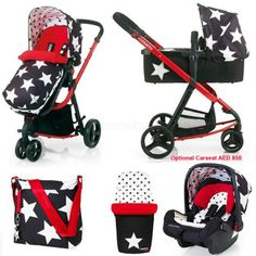 Cosatto Giggle Pushchair-All Star
