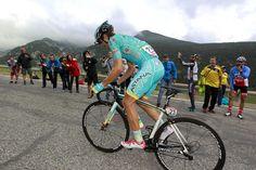Decimo Primera Etapa - MIkel Landa (AST) pedalea hacia la victoria de etapa