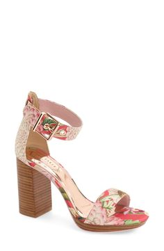 eb034b72181f2 Keep things fresh with these sandals from Ted Baker. Contrast trim and  eye-catching
