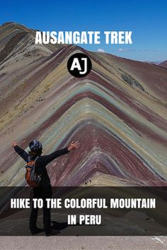 An incredible journey to the sacred mountain of Apu Ausangate and the out-of-this-world Colorful mountain. An amazing hike like no other on Earth.