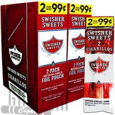 Swisher Sweets Box
