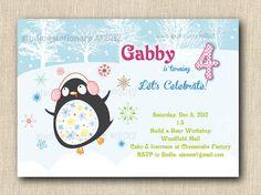 Happy Penguin Party