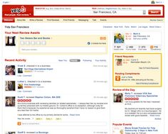 New Yelp site highlights your social connections. http://cnet.co/Nix1Qg