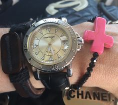 montblanc with chanel