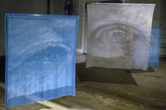 "Galina Manikova ""Eye see"", Moscow 2015"