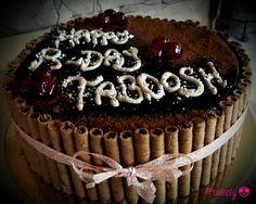 Choklet cake :) #sweety