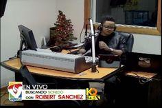 """Robert Sanchez habla de lo que """"No Dijo"""" Musicólogo del Embarazo de Ana Carolina"""