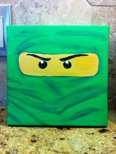 Lego Ninjago art: I can do this!