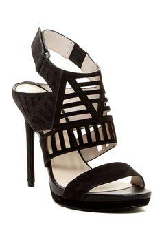 Kenneth Cole New York Nikko Cut-Out Platform Sandal