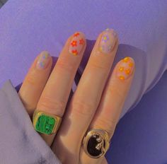 Nail Design Stiletto, Nail Design Glitter, Stiletto Nails, Minimalist Nails, Funky Nails, Trendy Nails, Stylish Nails, Aycrlic Nails, Hair And Nails