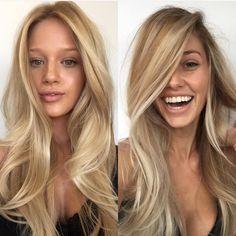 Hair color goals