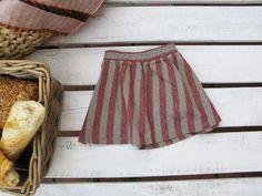 Pinata Pum COLLECTION BOULANGERIE - RED SKIRT