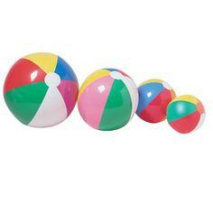 "Inflatable Beach Ball 8"""""