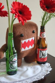 Domo party cover-up