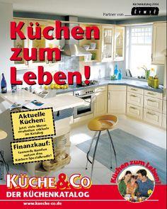 Küche Küchenkatalog 2004 Frühjahr
