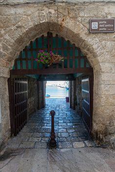 Porta dell' antico porto di Monopoli | par hershome
