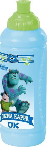 Monsters University, Juomapullo  Tavaramerkit: Monsters University, Artikkelinumero: 0250278 € 5,90 Monster University, Monsters, Fictional Characters, Fantasy Characters, The Beast