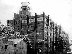 1977 old delco factory complex bldg -Rochester-Buildings---Lyell Ave. Rochester New York, Local History, Potpourri, Places, Buffalo, Gem, Buildings, Travel, Retro