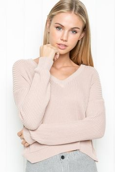 Brandy ♥ Melville | Sherry Sweater - Sweaters - Clothing