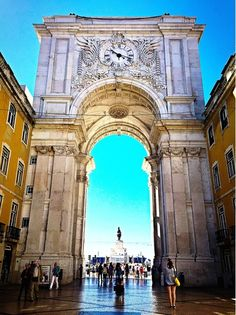 Why #Lisbon Changed My Mind About Traveling Alone - by Sonya Matejko for The Huffington Post 16.06.2015 | I wandered into the hills of Alfama, sans map. Later I learned that everything was a straight shot from my hostel, but I didn't care. Getting lost alone in those windy and narrow streets was a dream. Finding the landmarks and seeing the magical view by just following my intuition was far more appealing than analyzing a map. #portugal