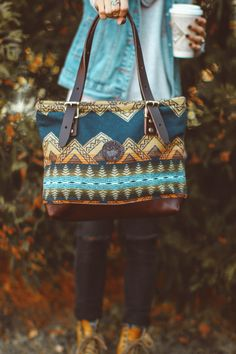 www.duluthpack.com | LIMITED EDITION CASCADE COLLECTION LAKEWALK TOTE WITH PENDLETON WOOLEN MILLS WOOL! Launching on November 3rd, 2016.