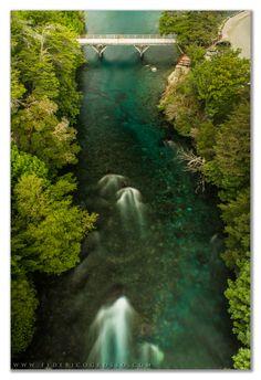 Río Correntoso - Villa la Angostura - Patagonia Argentina