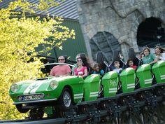 Verbolten Roller Coaster | Busch Gardens Williamsburg