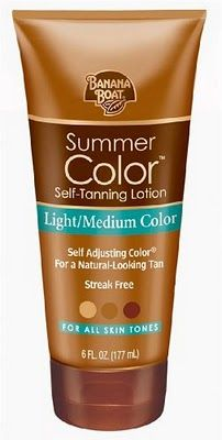 Sunless Self Tanner Reviews...